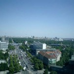 ベルリン大パノラマ - エルンスト・ロイター広場より(1) -