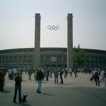 W杯カウントダウン(8) - オリンピックスタジアムにて -