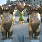 「ベルリン中央駅」1周年!