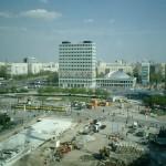 大変貌するアレクサンダー広場(2)