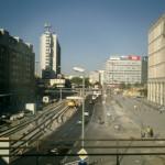 大変貌するアレクサンダー広場(4) - Sバーンの車窓から -