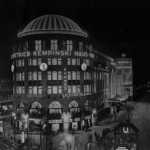 天使の降りた場所(9) - 戦前のポツダム広場を歩く -