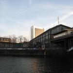 フリードリヒ・シュトラーセ駅周辺のこの1年