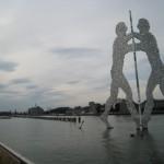 東ベルリン廃墟めぐり