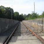 グルーネヴァルト駅17番線