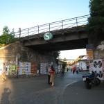 フリードリヒスハイン散策(2) - 再びオストクロイツ駅へ -