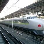 初めて新幹線に乗った日