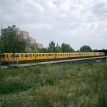 2008年工事の日々 - メンデルスゾーン公園駅 -