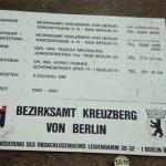 クロイツベルク回想録1988-89 (1) -国境越え-