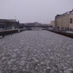 ベルリン氷雪模様