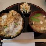Darumaのカツ丼、再び!
