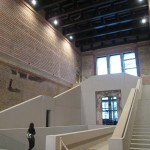 新博物館に鳴り響くフルートの音色