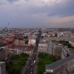 ベルリンの工事ラッシュと「ちいさいおうち」