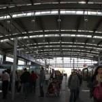 近代化の最中のオストクロイツ駅
