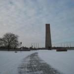 ザクセンハウゼン強制収容所跡を歩く(3) - バラック跡 -