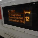 リューゲン島への旅(1) - ビンツへの直通列車 -