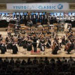 エリザベト音大の楽団と合唱団が 細川俊夫作曲《星のない夜》を上演