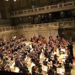 コンツェルトハウスに鳴り響いた ショスタコーヴィチの「レニングラード」交響曲