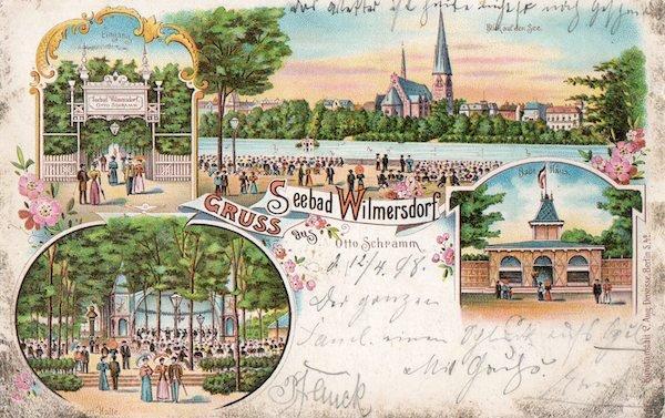 Seebad Postkarte のコピー