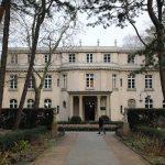 発掘の散歩術(114) – アウシュヴィッツ解放から75年〜ヴァンゼー会議記念館を訪ねて –