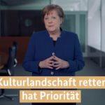 メルケル首相の演説「コロナと文化」(2020.5.9)