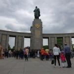 発掘の散歩術(59) - 70年目の「解放」の日、ドイツ・ロシア博物館にて -