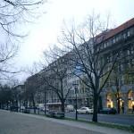 ベルリン冬の到来