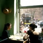 オープンカフェの季節到来!
