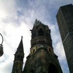 天使の降りた場所(1) - カイザー・ヴィルヘルム記念教会 -