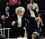 ロマン派の交響曲2題 - ラトル指揮ベルリン・フィル -