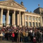 ベルリンでオイローパフェスト