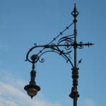特選ベルリン街灯図鑑(4) 「クーダムの街灯」