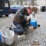 アウシュヴィッツへの旅(5) -「つまずきの石」ドキュメント(上)-