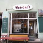 バルコーミ氏のNYスタイルカフェ