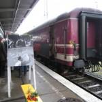 「記憶の列車」@リヒテンベルク駅