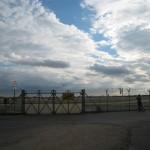 テンペルホーフ空港の離陸シーンを見る