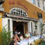 シェーネベルクのCafé Bilderbuch