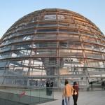 ドイツ連邦議会議事堂大見学(4) - 屋上のドームへ -