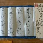 山根寿代さんのこと(3) - 森鴎外からの手紙 -