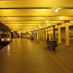 地下鉄クロステル街駅