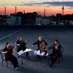 アルテミス+クス四重奏団によるメンデルスゾーンの八重奏曲