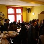 『素顔のベルリン』、出版記念パーティー