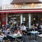 アカーツィエン通りのCafé Sur