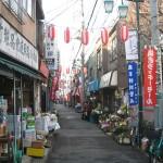 東京の向島を歩く