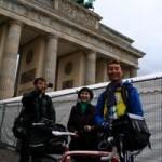 ブランデンブルク門へ歓喜のゴール