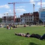 ベルリン、夏の終わりの日々
