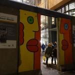 壁崩壊25周年のベルリンにて