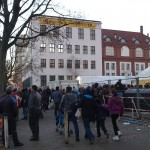 ベルリンの難民をめぐる現状