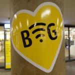 ベルリンの地下鉄駅で無料Wi-Fiが導入