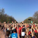 春の訪れを告げる、ベルリン・ハーフマラソン